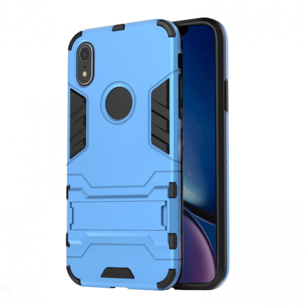 10% OFF + FREE SHIPPING, Buy the BEST PDair Premium Protective Carrying iPhone XR Tough Armor Protective Case (Blue). Exquisitely designed engineered for iPhone XR.