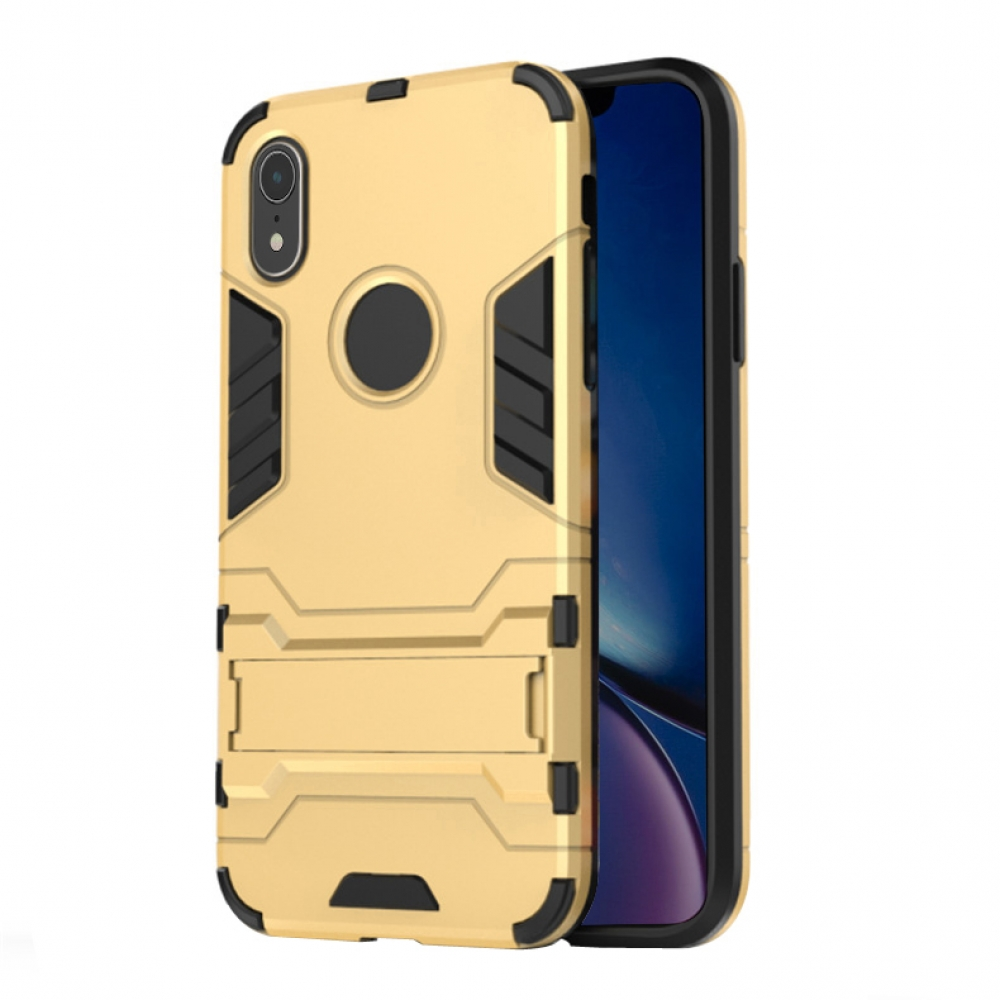 10% OFF + FREE SHIPPING, Buy the BEST PDair Premium Protective Carrying iPhone XR Tough Armor Protective Case (Gold). Exquisitely designed engineered for iPhone XR.
