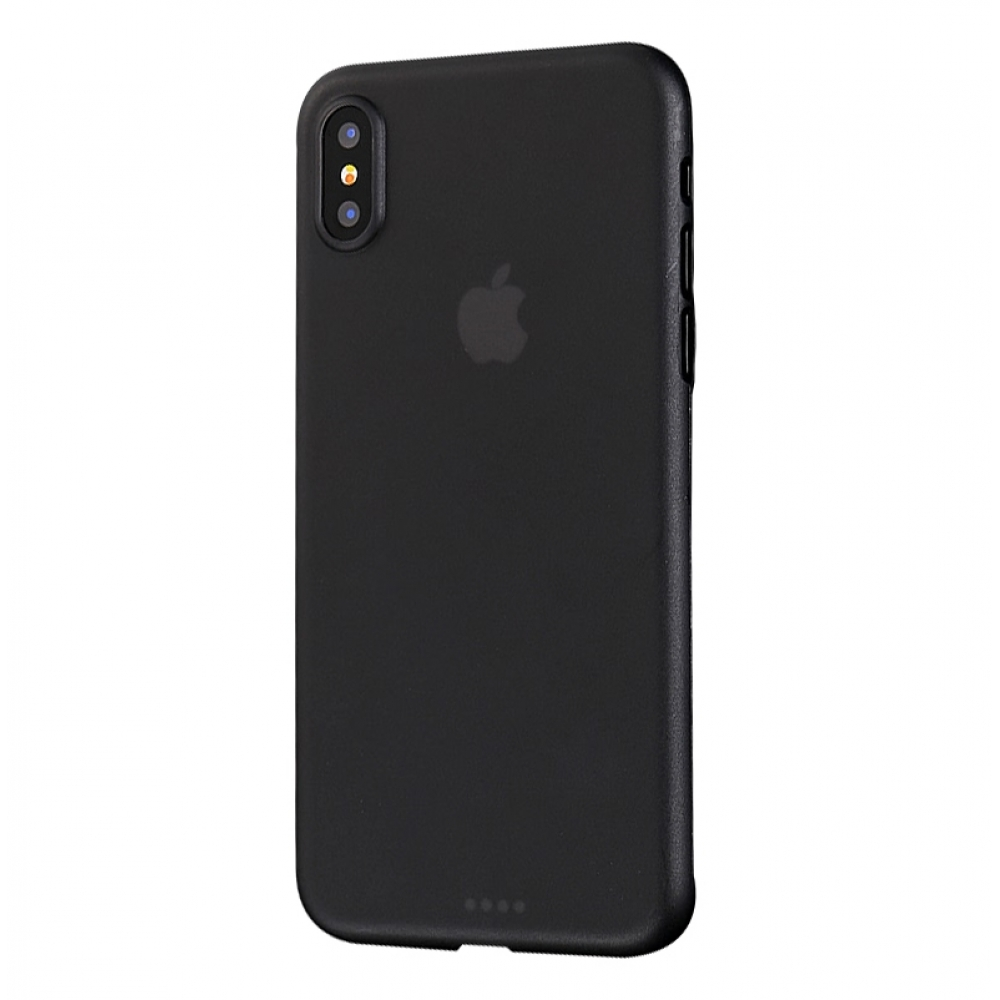 10% OFF + FREE SHIPPING, Buy the BEST PDair Premium Protective Carrying iPhone XS 0.3mm Ultra thin Plastic Back Case Cover(Black). Exquisitely designed engineered for iPhone XS.