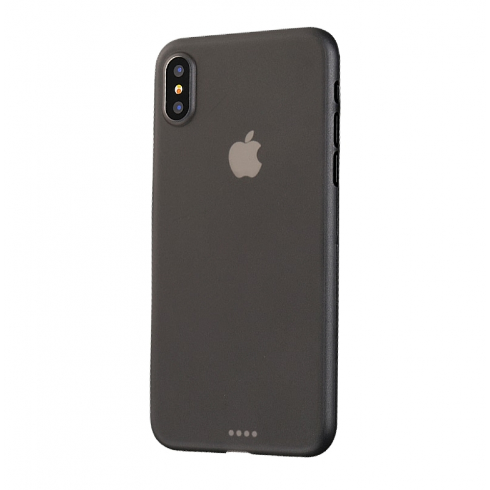 10% OFF + FREE SHIPPING, Buy the BEST PDair Premium Protective Carrying iPhone XS 0.3mm Ultra thin Plastic Back Case Cover(Grey). Exquisitely designed engineered for iPhone XS.