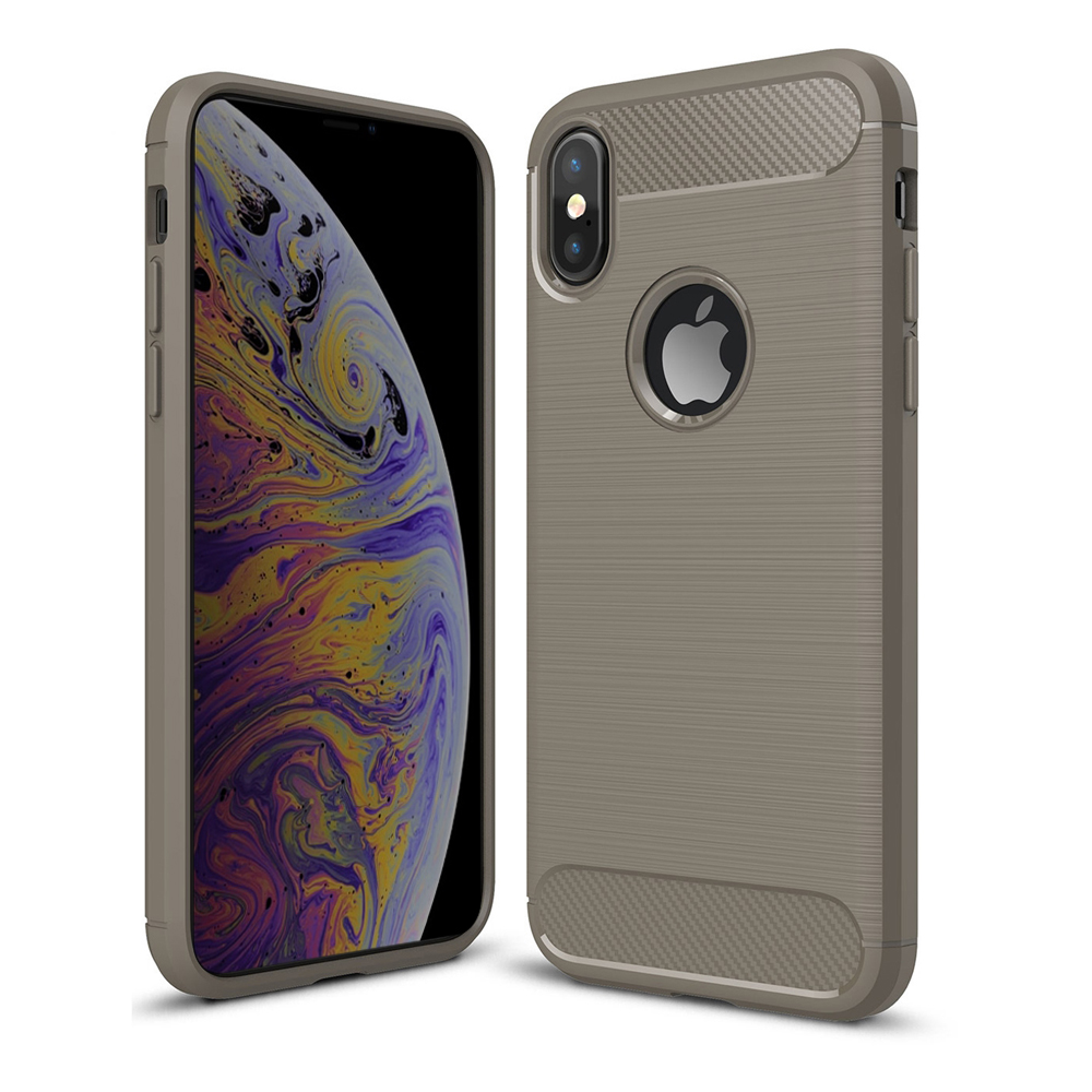 10% OFF + FREE SHIPPING, Buy the BEST PDair Premium Protective Carrying iPhone XS Carbon Fiber Case (Grey). Exquisitely designed engineered for iPhone XS.