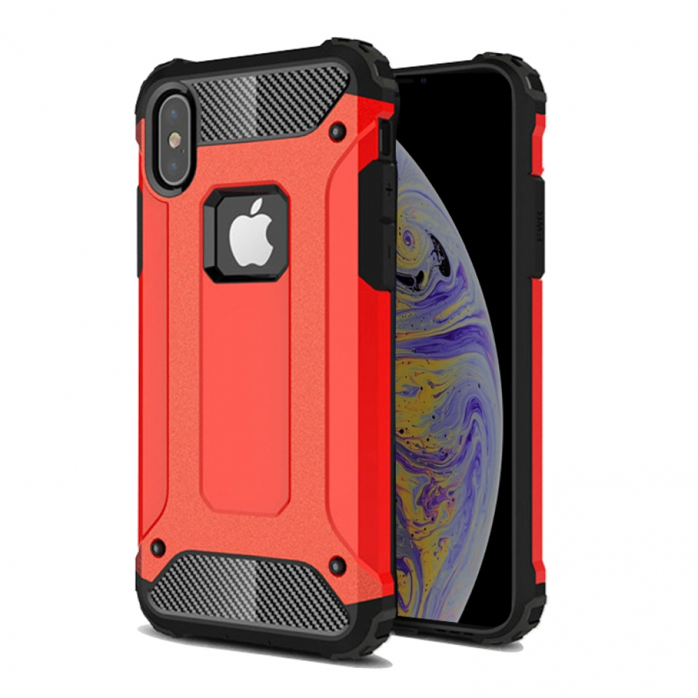 10% OFF + FREE SHIPPING, Buy the BEST PDair Premium Protective Carrying iPhone XS Hybrid Dual Layer Tough Armor Protective Case (Red). Exquisitely designed engineered for iPhone XS.