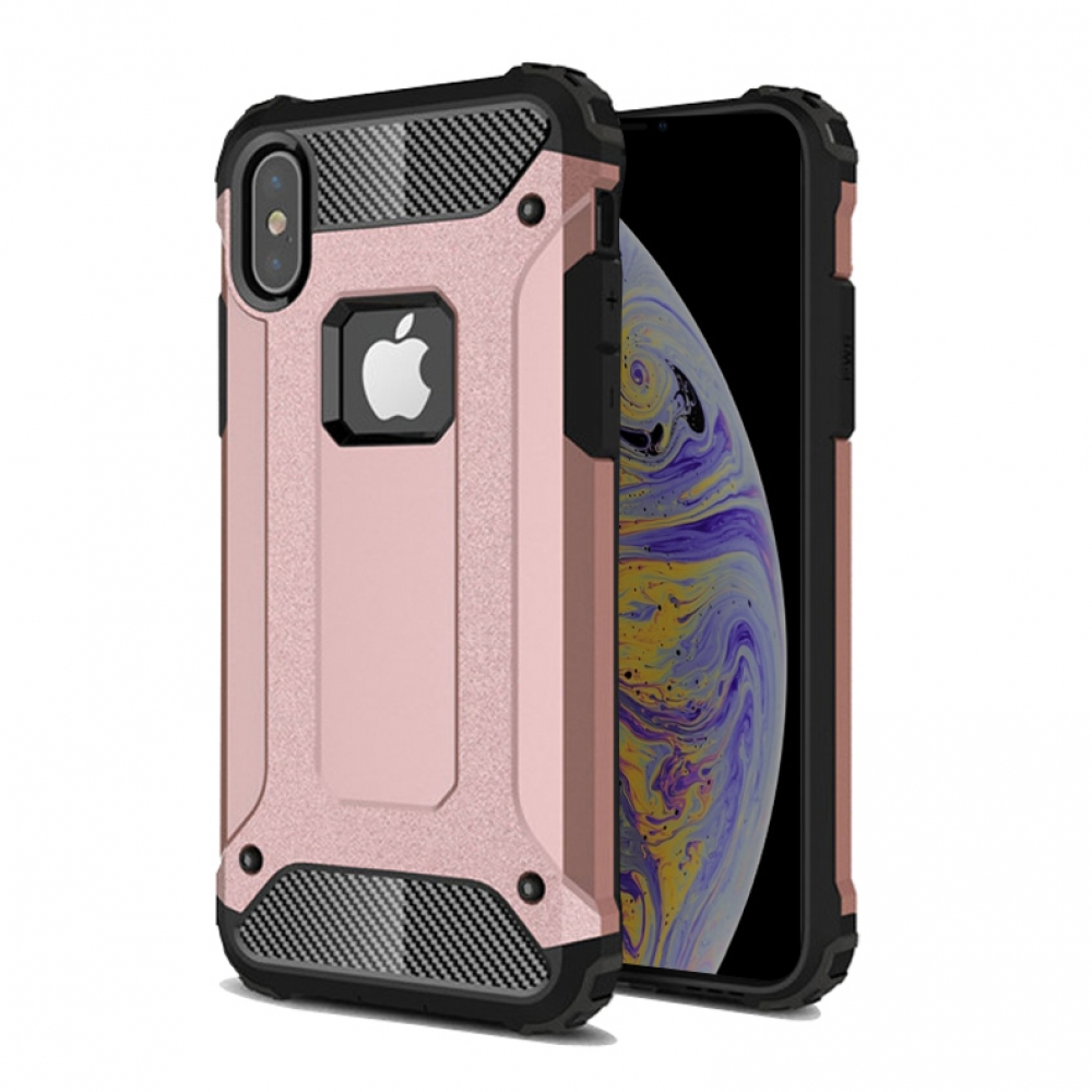 10% OFF + FREE SHIPPING, Buy the BEST PDair Premium Protective Carrying iPhone XS Hybrid Dual Layer Tough Armor Protective Case (Rose Gold). Exquisitely designed engineered for iPhone XS.