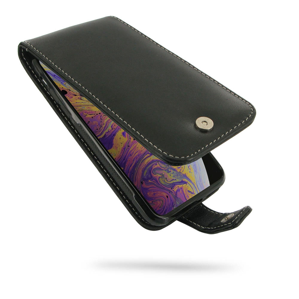 10% OFF + FREE SHIPPING, Buy the BEST PDair Handcrafted Premium Protective Carrying iPhone XS Leather Wallet Flip Case. Exquisitely designed engineered for iPhone XS.