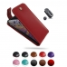 10% OFF + FREE SHIPPING, Buy the BEST PDair Handcrafted Premium Protective Carrying iPhone XS Leather Flip Top Wallet Case (Red). Exquisitely designed engineered for iPhone XS.