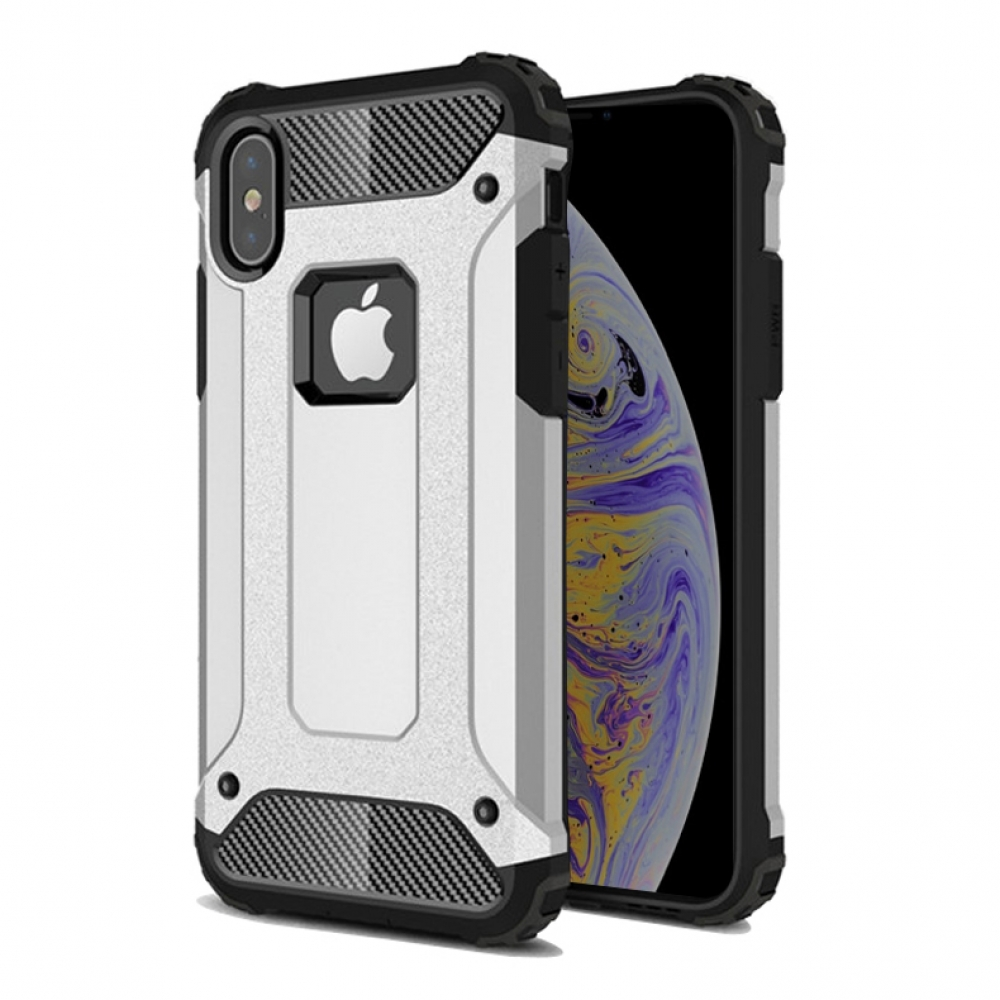 10% OFF + FREE SHIPPING, Buy the BEST PDair Premium Protective Carrying iPhone XS Max Hybrid Dual Layer Tough Armor Protective Case (Silver). Exquisitely designed engineered for iPhone XS Max.