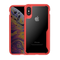 10% OFF + FREE SHIPPING, Buy the BEST PDair Premium Protective Carrying iPhone XS Super Series Ultra Thin HD transparent PC Case(Red). Exquisitely designed engineered for iPhone XS.
