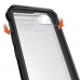 Apple iPhone X Shockproof Anti-scratch Clear Hard Plastic (Black) best cellphone case by PDair