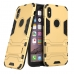 iPhone X Tough Armor Protective Case (Gold) custom degsined carrying case by PDair