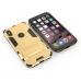 iPhone X Tough Armor Protective Case (Gold) best cellphone case by PDair