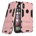 iPhone X Tough Armor Protective Case (Pink) custom degsined carrying case by PDair