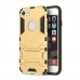 iPhone 7 Tough Armor Protective Case (Gold) protective carrying case by PDair