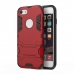 iPhone 7 Tough Armor Protective Case (Red) protective carrying case by PDair