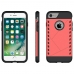 iPhone 7 Hybrid Combo Aegis Armor Case Cover (Pink) handmade leather case by PDair