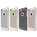iPhone 8 Ultra Slim Premium Matte Finish Mesh Hard Case (Silver) best cellphone case by PDair