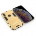 iPhone XS Max Tough Armor Protective Case (Gold) best cellphone case by PDair