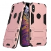 iPhone XS Max Tough Armor Protective Case (Pink) custom degsined carrying case by PDair