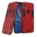 iPhone XR Tough Armor Protective Case (Red) custom degsined carrying case by PDair