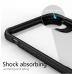 iPhone XS Super Series Ultra Thin HD transparent PC Case (Black) best cellphone case by PDair