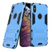iPhone XS Tough Armor Protective Case (Blue) custom degsined carrying case by PDair
