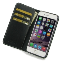 Leather Book Stand Wallet Case for Apple iPhone 6 Plus | iPhone 6s Plus