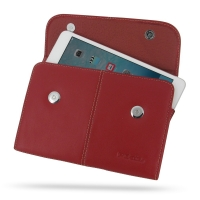 10% OFF + FREE SHIPPING, Buy Best PDair Top Quality Handmade Protective iPad mini 4 Leather Sleeve Pouch (Red) online. Pouch Sleeve Holster Wallet You also can go to the customizer to create your own stylish leather case if looking for additional colors,