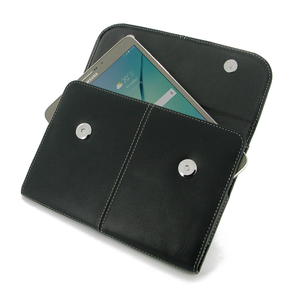 new styles 74ff4 4fbc1 Leather Business Style Case for Samsung Galaxy Tab S2 8.0 SM-T715