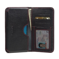 10% OFF + FREE SHIPPING, Buy Best PDair Top Quality Handmade Protective HTC One X9 Leather Wallet Sleeve Case (Red Stitching) You also can go to the customizer to create your own stylish leather case if looking for additional colors, patterns and types.