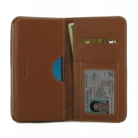 10% OFF + FREE SHIPPING, Buy Best PDair Top Quality Handmade Protective HTC One X9 Leather Wallet Sleeve Case (Brown) online. Pouch Sleeve Holster Wallet You also can go to the customizer to create your own stylish leather case if looking for additional c