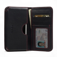 10% OFF + FREE SHIPPING, Buy PDair Top Quality Handmade Protective Huawei Enjoy 5s Leather Wallet Sleeve Case (Red Stitch) online. Pouch Sleeve Holster Wallet You also can go to the customizer to create your own stylish leather case if looking for additio