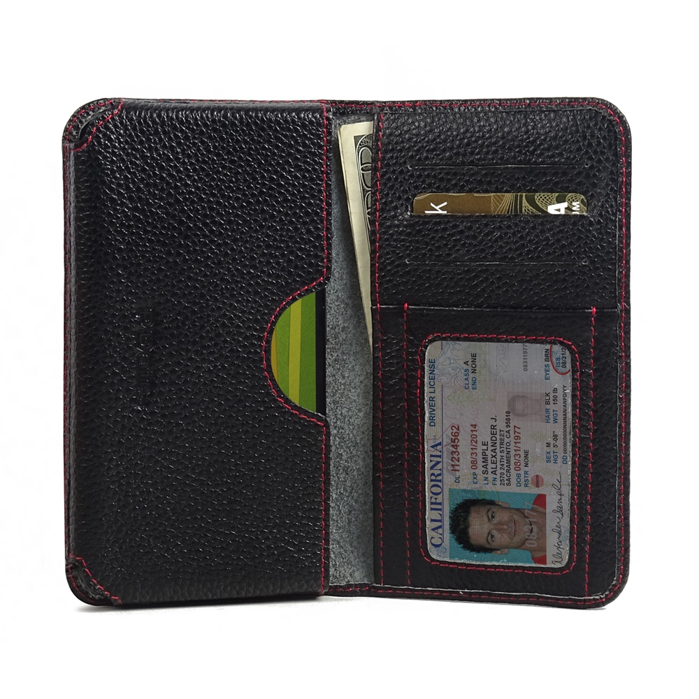 10% OFF + FREE SHIPPING, Buy PDair Top Quality Handmade Protective Moto X Play Leather Wallet Sleeve Case (Red Stitching) online. Pouch Sleeve Holster Wallet You also can go to the customizer to create your own stylish leather case if looking for addition