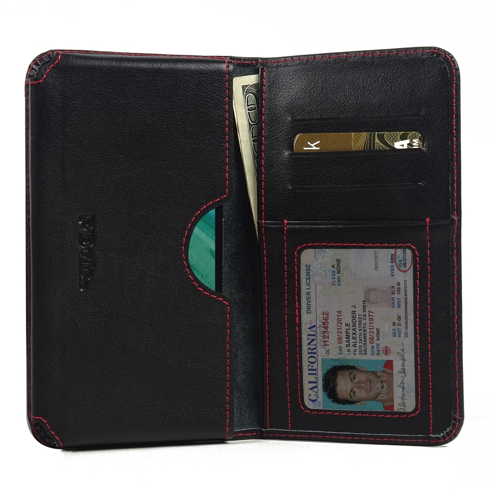 10% OFF + FREE SHIPPING, Buy PDair Quality Handmade Protective Moto X Style / Pure Edition Leather Wallet Sleeve Case (Red Stitch) online. You also can go to the customizer to create your own stylish leather case if looking for additional colors, patterns