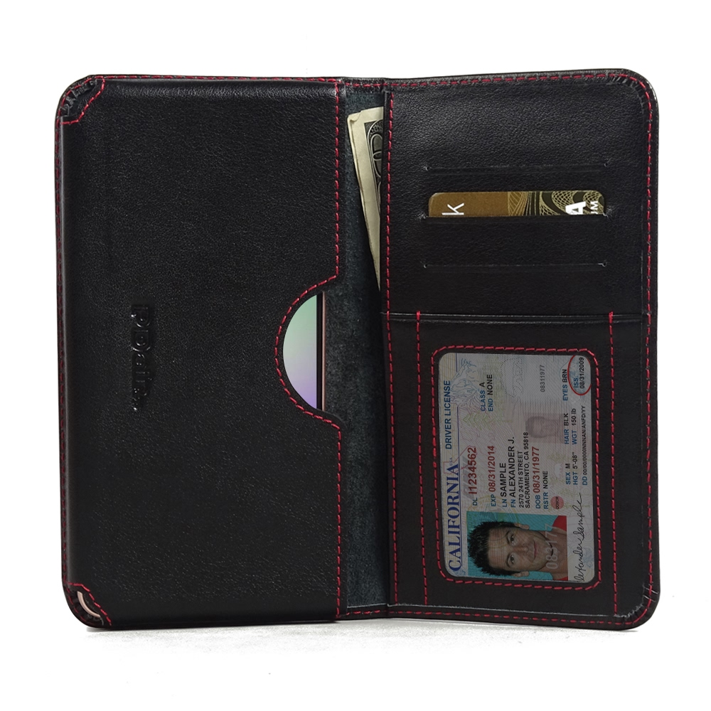 10% OFF + FREE SHIPPING, Buy Best PDair Quality Handmade Protective Samsung Galaxy A7 2016 Leather Wallet Sleeve Case (Red Stitch). You also can go to the customizer to create your own stylish leather case if looking for additional colors, patterns and ty