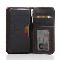 10% OFF + FREE SHIPPING, Buy PDair Handmade Protective Samsung Galaxy S5 with Official 3500 mAh Ext Bat Leather Wallet Sleeve Case (Red Stitch) online. You also can go to the customizer to create your own stylish leather case if looking for additional col