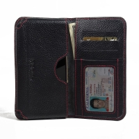 10% OFF + FREE SHIPPING, Buy PDair Top Quality Handmade Protective Sony Xperia Z5 Leather Wallet Sleeve Case (Red Stitching) online. You also can go to the customizer to create your own stylish leather case if looking for additional colors, patterns and t
