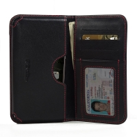10% OFF + FREE SHIPPING, Buy Best PDair Top Quality Handmade Protective ZTE Axon mini Leather Wallet Sleeve Case (Red Stitch) You also can go to the customizer to create your own stylish leather case if looking for additional colors, patterns and types.