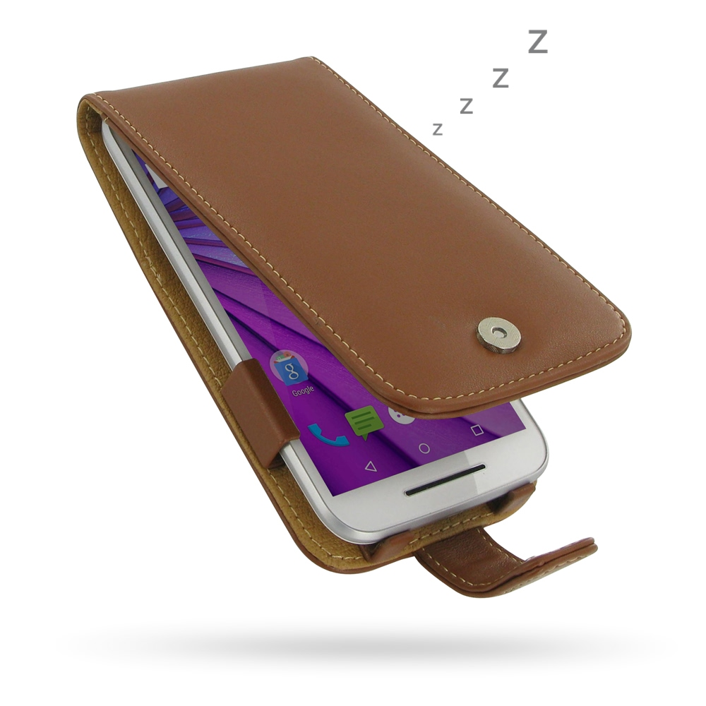 10% OFF + FREE SHIPPING, Buy Best PDair Top Quality Handmade Protective Moto G 3rd Gen 2015 Leather Flip Wallet Case (Brown). Pouch Sleeve Holster Wallet You also can go to the customizer to create your own stylish leather case if looking for additional c