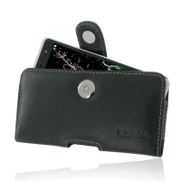 LG Zero Leather Holster Case PDair Premium Hadmade Genuine Leather Protective Case Sleeve Wallet
