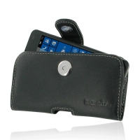 Microsoft Lumia 550 Leather Holster Case PDair Premium Hadmade Genuine Leather Protective Case Sleeve Wallet