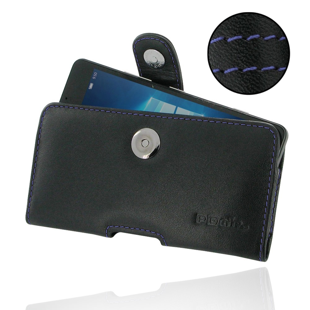 10% OFF + FREE SHIPPING, Buy PDair Top Quality Handmade Protective Microsoft Lumia 950 Leather Holster Case (Purple Stitch) online. You also can go to the customizer to create your own stylish leather case if looking for additional colors, patterns and ty