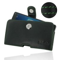 10% OFF + FREE SHIPPING, Buy PDair Top Quality Handmade Protective Microsoft Lumia 950 XL Leather Holster Case (Green Stitch). Pouch Sleeve Holster Wallet You also can go to the customizer to create your own stylish leather case if looking for additional