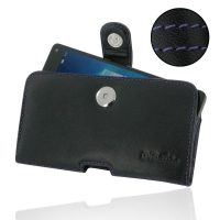 10% OFF + FREE SHIPPING, Buy PDair Top Quality Handmade Protective Microsoft Lumia 950 XL Leather Holster Case (Purple Stitch). Pouch Sleeve Holster Wallet You also can go to the customizer to create your own stylish leather case if looking for additional
