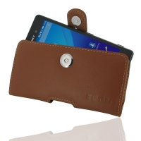 10% OFF + FREE SHIPPING, Buy Best PDair Top Quality Handmade Protective Sony Xperia M4 Aqua Leather Holster Case (Brown) online. Pouch Sleeve Holster Wallet You also can go to the customizer to create your own stylish leather case if looking for additiona