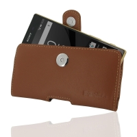 10% OFF + FREE SHIPPING, Buy Best PDair Top Quality Handmade Protective Sony Xperia Z5 Leather Holster Case (Brown) online. Pouch Sleeve Holster Wallet You also can go to the customizer to create your own stylish leather case if looking for additional col