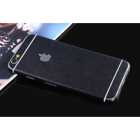 10% OFF + FREE SHIPPING, Buy PDair Leather Texture iPhone Decal Wrap Skin Set (Black) which is available for iPhone 6 6s, iPhone 6 6s Plus, iPhone 5 5s SE. You also can go to the customizer to create your own stylish leather case if looking for additional