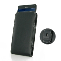 10% OFF + FREE SHIPPING, Buy Best PDair Quality Handmade Protective Microsoft Lumia 950 XL Pouch Case with Belt Clip online. You also can go to the customizer to create your own stylish leather case if looking for additional colors, patterns and types.