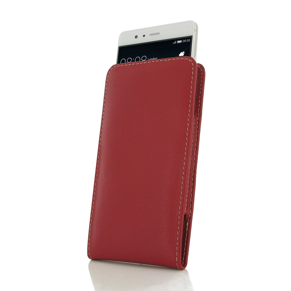 10% OFF + FREE SHIPPING, Buy Best PDair Top Quality Handmade Protective Huawei P9 Leather Sleeve Pouch Case (Red) online. Pouch Sleeve Holster Wallet You also can go to the customizer to create your own stylish leather case if looking for additional color