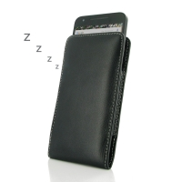 Leather Vertical Pouch Case for LG Google Nexus 5X