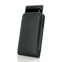 LG Zero Leather Sleeve Pouch Case PDair Premium Hadmade Genuine Leather Protective Case Sleeve Wallet