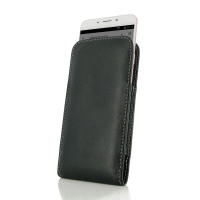 Leather Vertical Pouch Case for OPPO R9